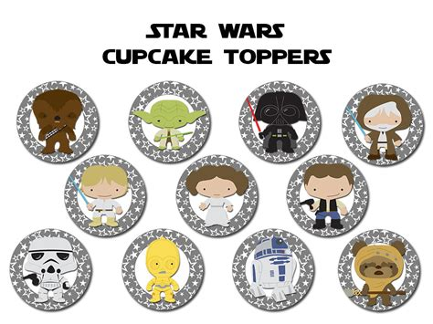 printable lego star wars cupcake toppers lego star wars cupcake toppers printable images