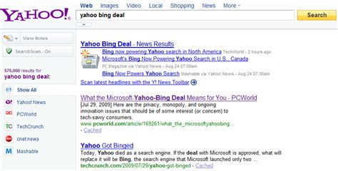 Search On Yahoo Rip Yahoo Search Why I M Not Shedding A Tear Pcworld