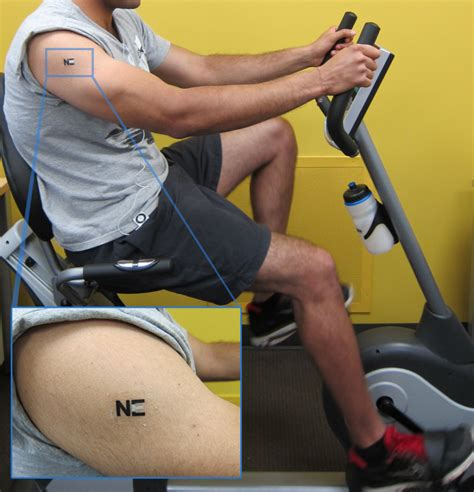 tattoo care exercise sweat tattoo biobatteries produce power from sweat