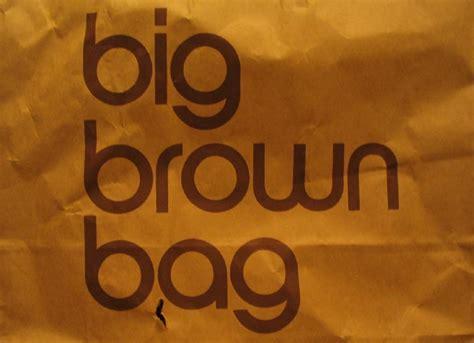 holford big brown bag
