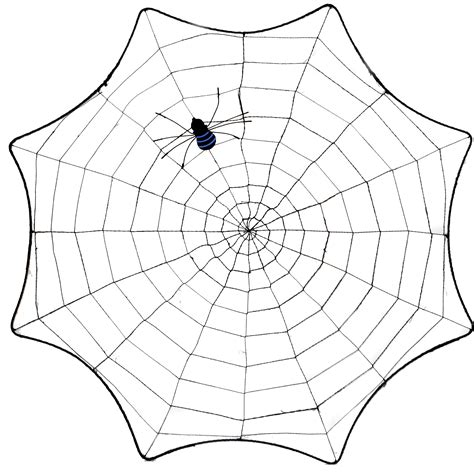 decorations spider web totally ghoul spider web with spider