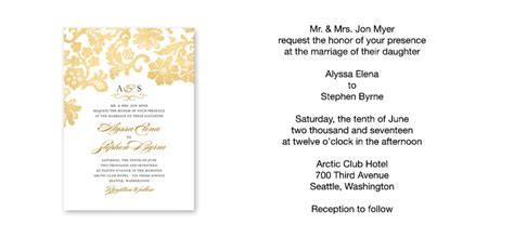 wedding invitation wording sle verses by wedding paper divas