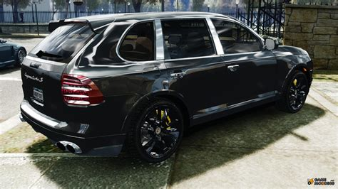 porsche cayenne turbo    gta