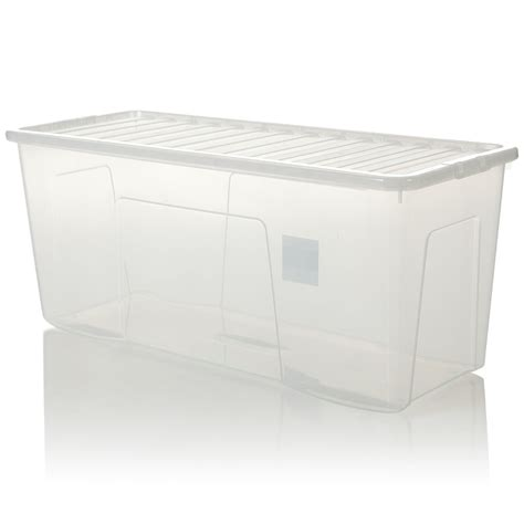 extra large storage cabinets pallet x 10 133 litre extra large plastic storage boxes
