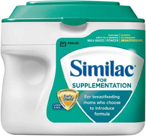 Suplemen Tathion similac supplementation powder 23 2 ounce baby toddler