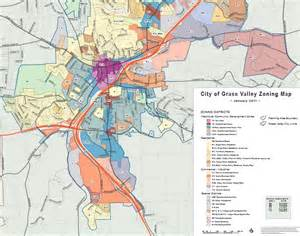 zoning map city of grass valley