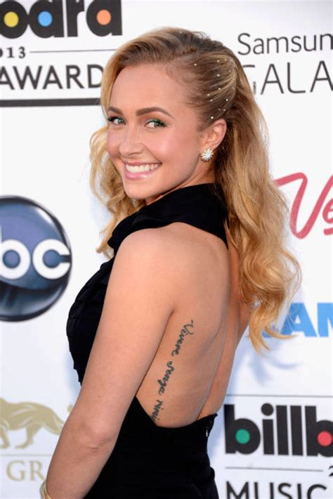 hayden panettiere tattoo removal 10 top with tattoos latestreviewz