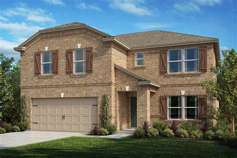 kb homes dfw home review
