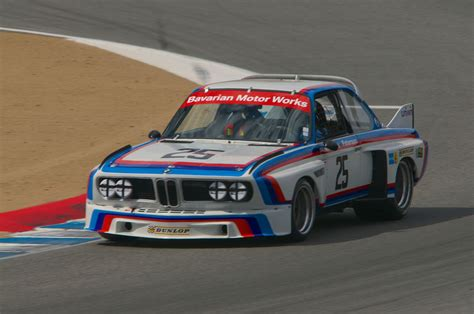 Laguna Seca Original Amelia Black newly restored bmw s 1970 alpina 2002ti returns to