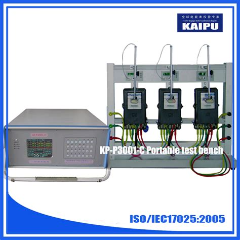 energy meter test bench kp p3001 c portable energy meter test bench from haiyan