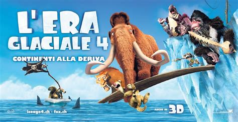 ice age continental drift posters banners