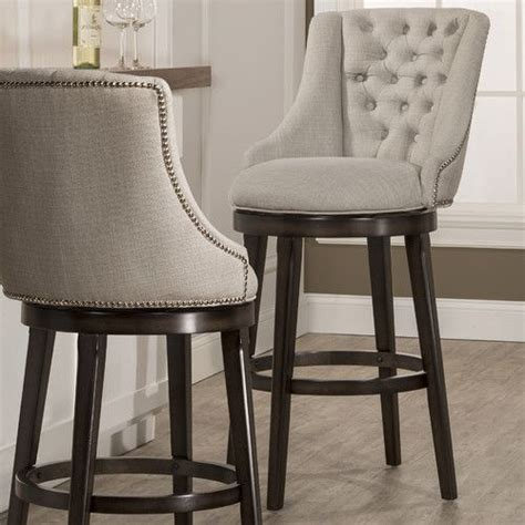Kitchen Island Bar Stools With Backs by Best 25 Swivel Bar Stools Ideas On Kitchen