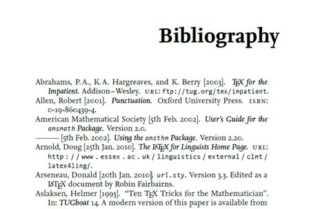 exle of bibliography best photos of sle bibliography for a book how to do