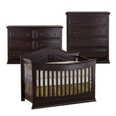 Complete Nursery Furniture Sets Sb2 Furniture Paradise Crib Complete Nursery Set In Cherry Baby Furniture