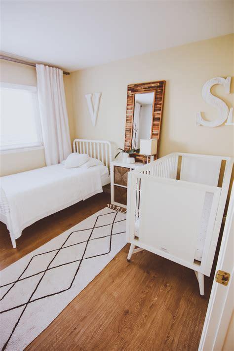 wonderful Boy Girl Shared Room Ideas #4: bond-girl-glam-neutral-shared-boy-girl-bedroom-nursery-toddler-baby-22.jpg