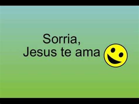 fotos jesus te ama muito sorria jesus te ama aline lopes audio letra youtube