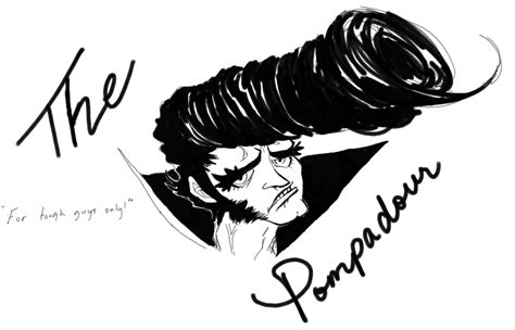 how to draw a pompadour the pompadour by ulreika on deviantart