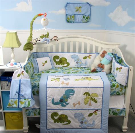 Buy Buy Baby Bedding Sets Soho Designs Bedding Sets Soho Dinosaur Baby Crib Nursery Bedding Set 14 Pcs