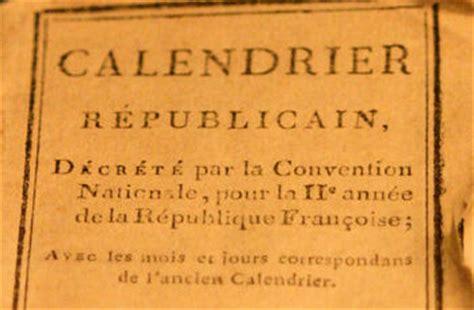 Comparaison Calendrier Gregorien Et Republicain Calendriers Gr 233 Gorien