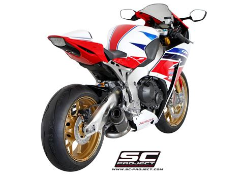 Sc Project Cbr 1000 Carbon Rr Series Titanium 2012 sc project exhaust honda cbr 1000rr matt carbon oval silencer 14 16