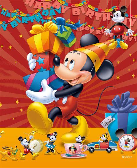 imagenes cumpleaños de mickey mouse 12 im 225 genes de cumplea 241 os con mickey mouse im 225 genes de