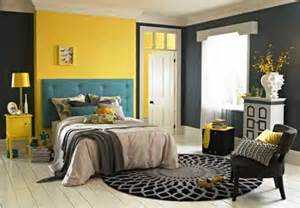 grey and yellow bedroom yellow gray and teal