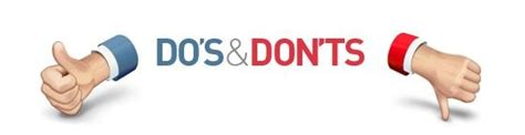 20 Dos And Donts Of A Date by The Do S And Don Ts Of Dating At Once The