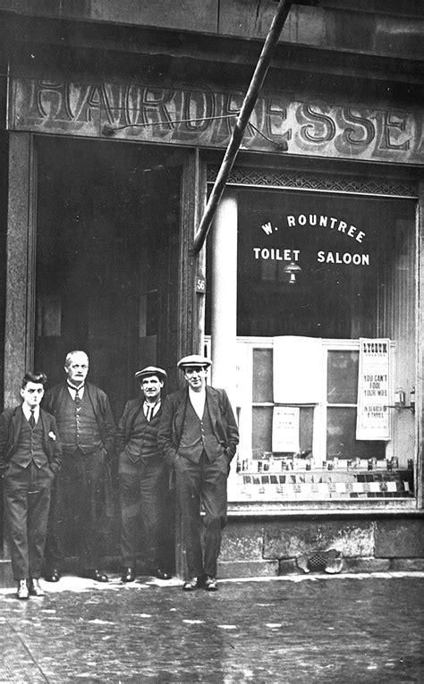 Barber Glasgow Film | theglasgowstory barber s shop