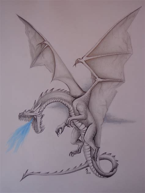 Drawing Dragons by How To Draw Realistic Dragons