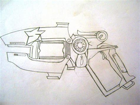 slugterra blaster drawing 183 a drawing 183 other on cut out