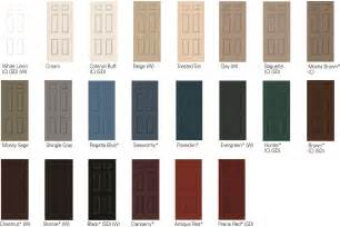 Sd storm doors available in these colors as part of the seaway select