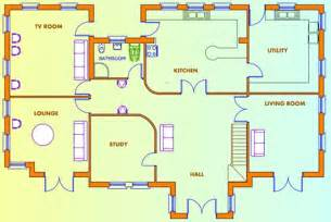 ground floor floor home plan home design and style