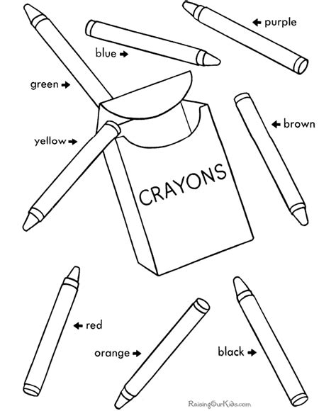 school coloring pictures 003