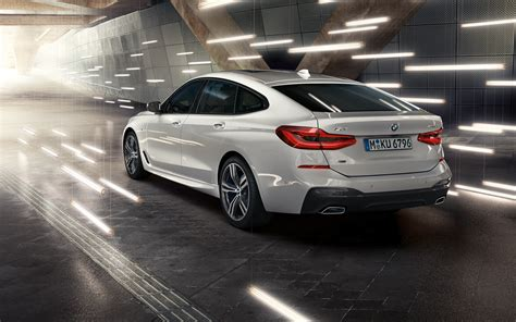 Bmw Gt Series by Bmw 6 Series Gran Turismo Gains 640d Xdrive Model This Autumn