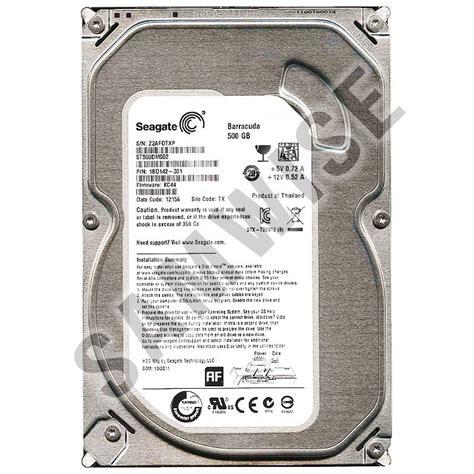 Harddisk Seagate 500gb Second disk 500gb seagate st500dm002 sata3 7200rpm