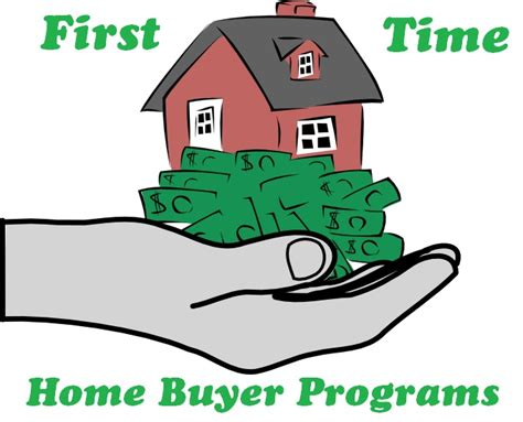 time home buyer programs