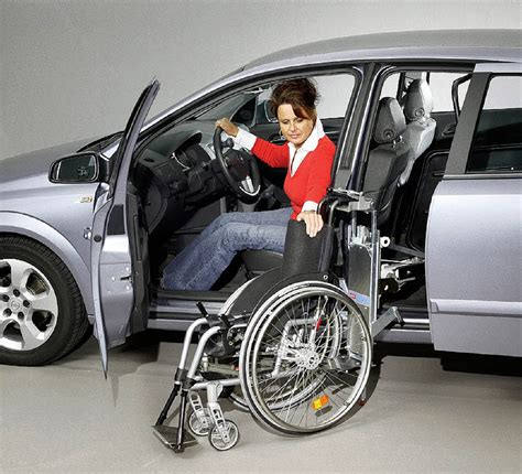 Rollstuhl Auto by Umbau Macht Mobil Auto Mobilit 228 T Badische Zeitung