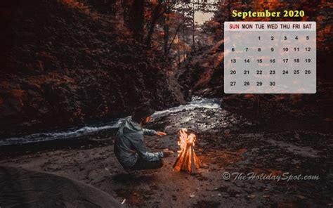 september  calendar wallpaper wallpapers  theholidayspot