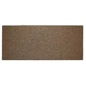 stair treads home depot envirotile 10 in x 24 in flat profile earth stair tread