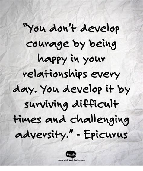 dont expect   happy   partner  day love grows  surviving difficult times