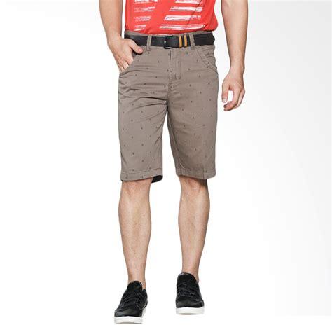 Harga Celana Pendek Merk Emba jual emba casual shorts dayton khaki 1520060105