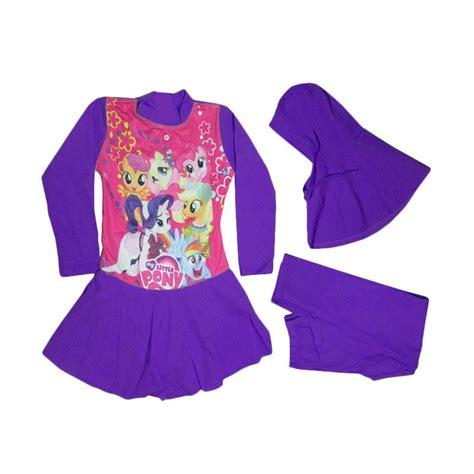 baju my little pony jual rainy collections karakter my little pony baju renang