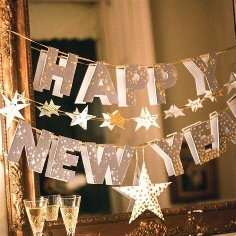 new year decoration ideas home best 25 new years decorations ideas on new