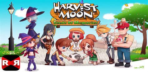harvest moon seed bagas31 دانلود harvest moon seeds of memories 1 0 بازی خاطره
