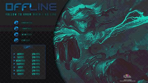 painting offline ezreal offline screen by kireaki on deviantart