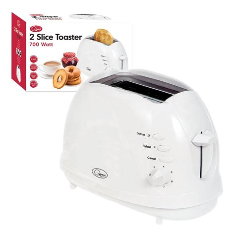 Toaster Low Watt quest 700w low wattage cing toaster