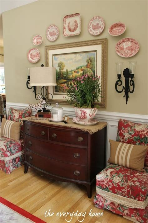 southern country home decor 998 best decorating with red images on pinterest