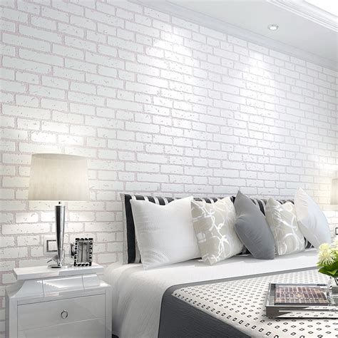 white brick wallpaper bedroom 28 images interior inspiration exposed brick wallpaper tribe