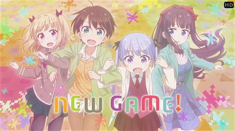 anime slice of life new game your typical slice of life anime with an