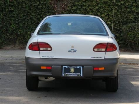 how cars work for dummies 1995 chevrolet cavalier instrument cluster 1995 chevrolet cavalier information and photos momentcar